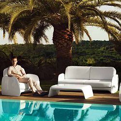 Pezzettina Sofa and Lounge Chair