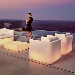 Illuminated Ulm Sofa Collection