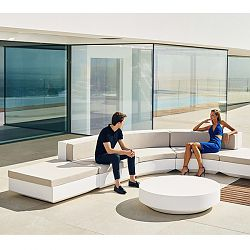 Vela Circular Sectional Sofa