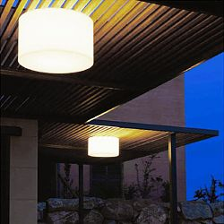 Harry Ceiling Mounted Outdoor Lamp