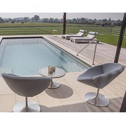 Design2chill Twist Outdoor Chair Lounge Patio Design 2 Chill Homeinfatuation