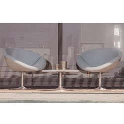 Twist Lounge Chair