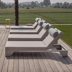 Sunbeam Outdoor Chaise Lounge