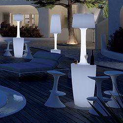 Swap Outdoor Light and Table