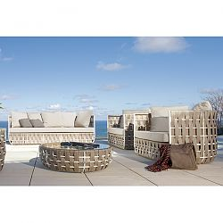 Strips Outdoor Seating Collection