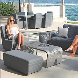 Axis Outdoor Seating Collection