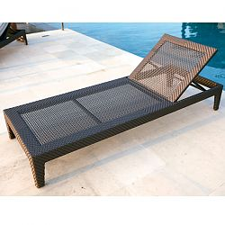 Skyline Design Madison Chaise in Wicker