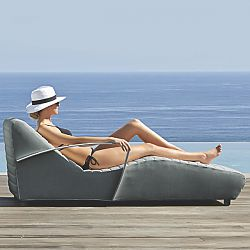 Skyline Design Axis Chaise Lounge