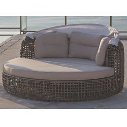Dynasty Daybed with Canopy