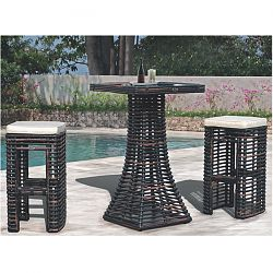 Skyline Design Dynasty Outdoor Bar Table