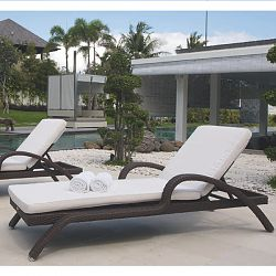 Skyline Design Malta Chaise Lounge Chair