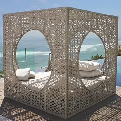 Cube Outdoor Daybed