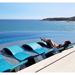 Chaise Lounge Ledge Lounger Outdoor Lounges Pool Patio