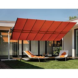 Italian Outdoor Patio Awnings awning garden HomeInfatuationcom