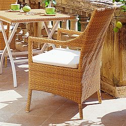 Rausch Furniture Rausch Wicker Cape Coral Patio Dining Chair
