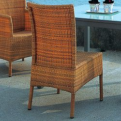 Rausch Furniture Rausch Outdoor Wicker Cocoa Beach Side Chair