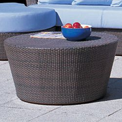 Rausch Furniture Rausch Eden Roc Outdoor Wicker Coffee Table