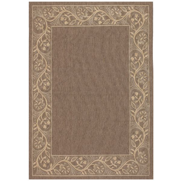Brown And Cream Outdoor Rugs Home Infatuation