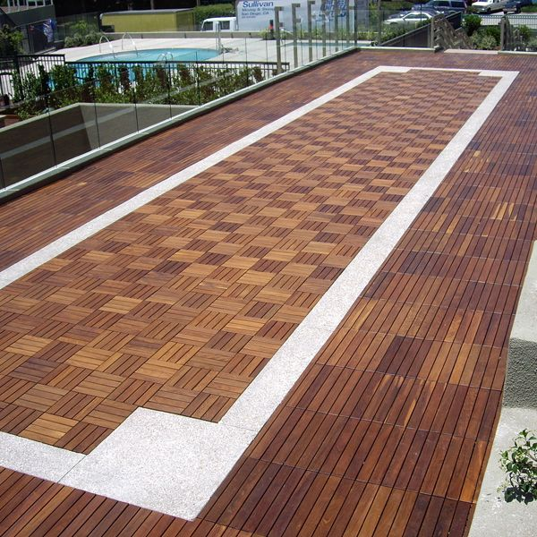 Ipe Outdoor Deck Tiles Homeinfatuation Com