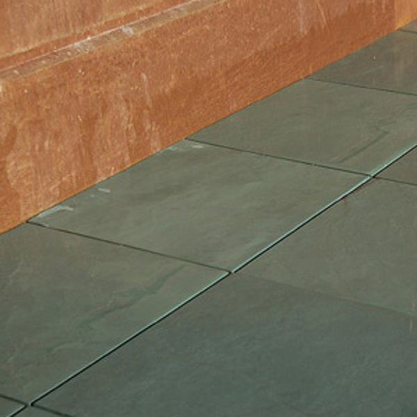 Grey Slate Outdoor Deck Tile HomeInfatuationcom