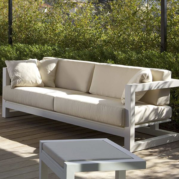 Point Weekend Modern Outdoor Sofa Homeinfatuation Com