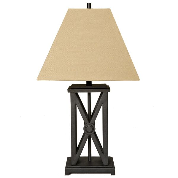 Woodard Chatham Outdoor Table Lamp Patio Light