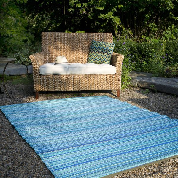Plastic Patio Rug