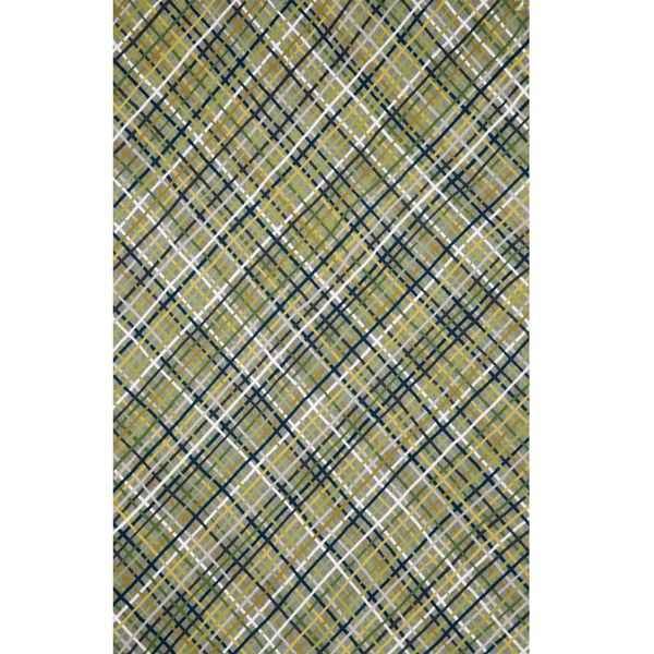 Liora Manne Plaid Heather Outdoor Rugs Rug Outside