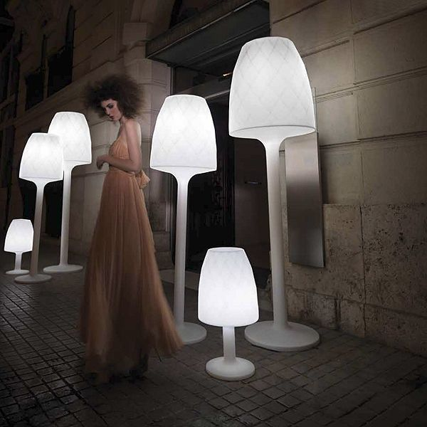 Amazing Vondom, Vases, Patio, Lights, Outdoor, Light, Floor, Lamp    Homeinfatuation.com