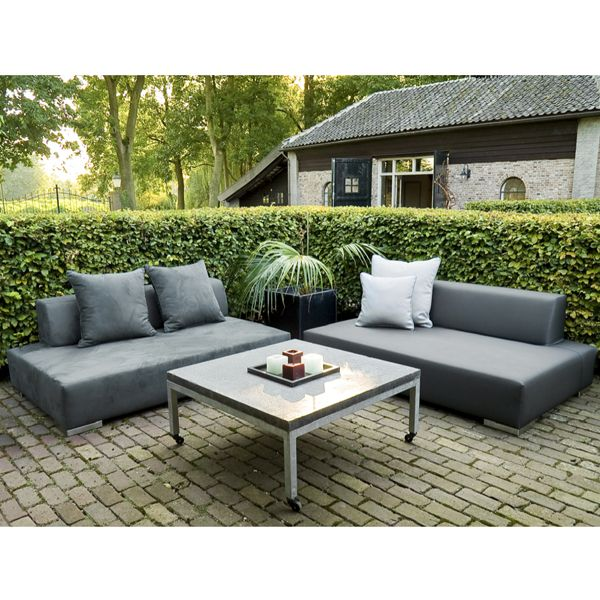 Van de zant riga outdoor furniture luxury patio for Furniture riga