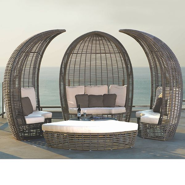Skyline Design Outdoor Halo Daybed Day Bed