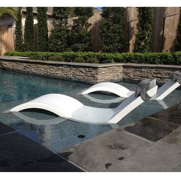 chaise lounge ledge lounger outdoor lounges pool patio cushions cheap floating chairs lowes