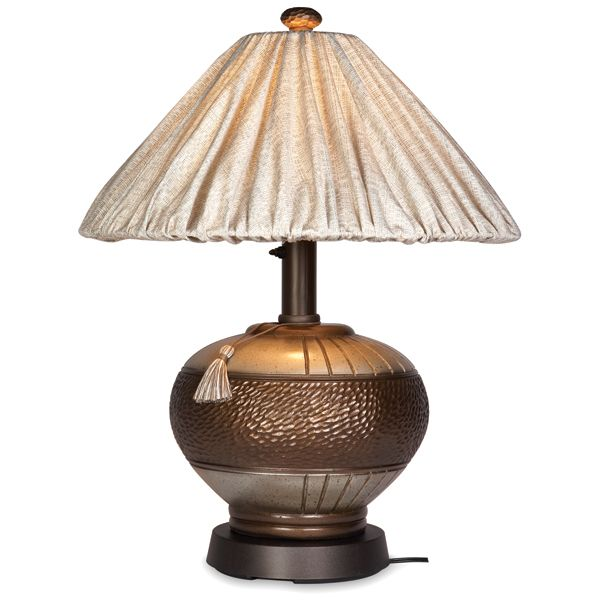 Silver Outdoor Table Lamp at HomeInfatuationcom : 3010221 from www.homeinfatuation.com size 600 x 600 jpeg 40kB